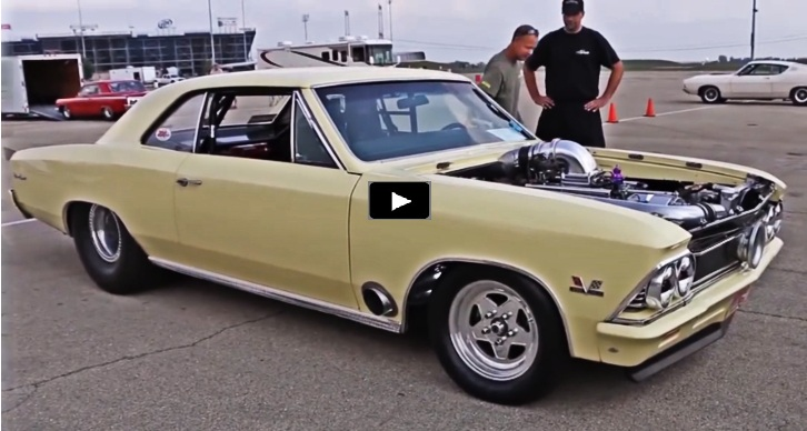 fuel injected big block 1966 chevy chevelle