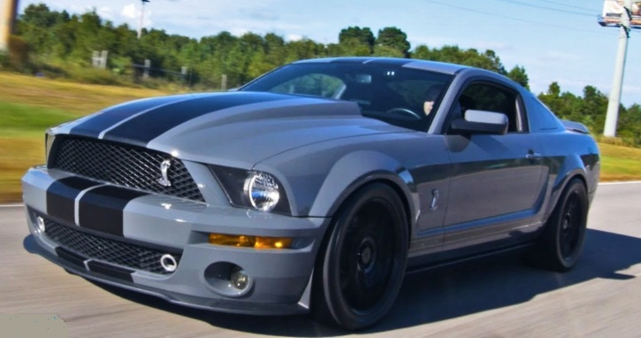 vmp supercharged shelby gt500