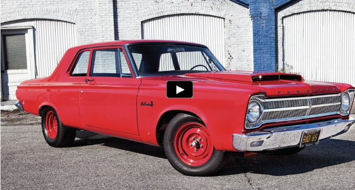 1965 plymouth hemi belvedere super stock