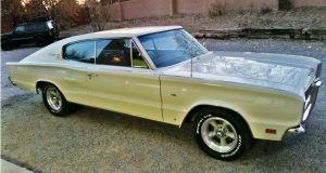 old dodge muscle cars restored