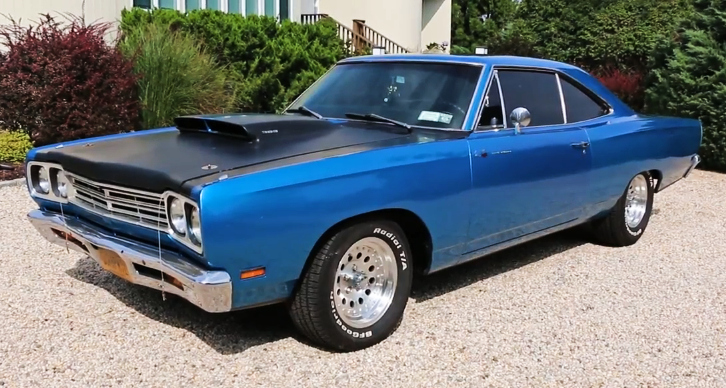 plymouth road runner clone