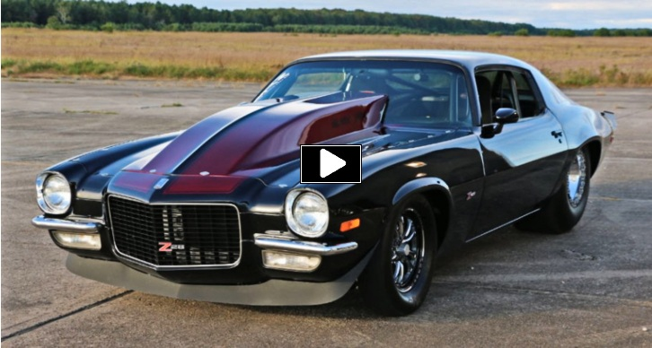 chevrolet camaro z28 big block review