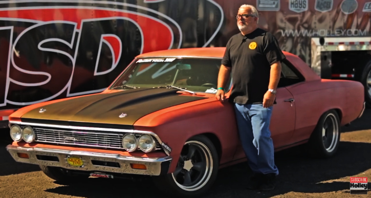 lucky costa 1966 chevy chevelle build