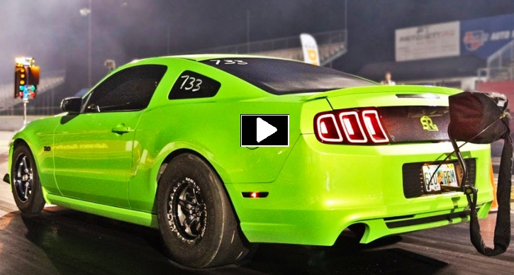 7 second twin turbo mustang factory transmission