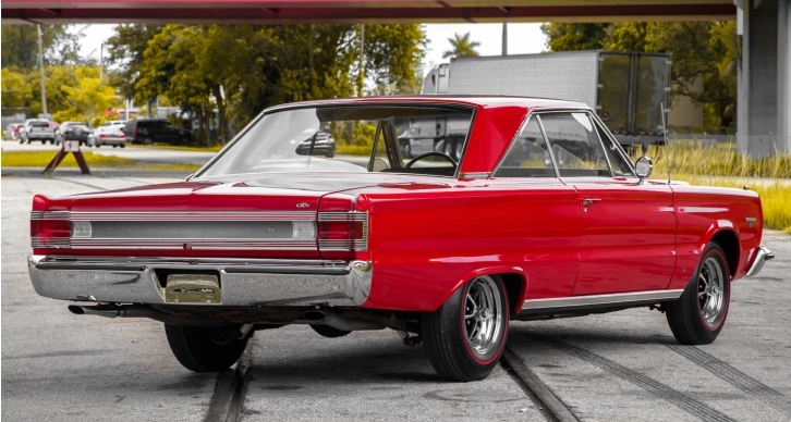 1967 plymouth gtx 440 commando