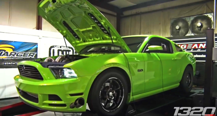 7 second mustang fastest stock auto transmission
