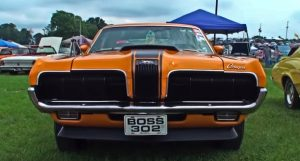 1970 mercury cougar eliminator boss 302 4-speed