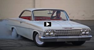 1962 chevy bubble top ls3 engine