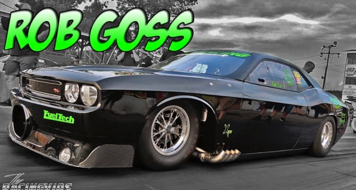 rob goss dodge challenger import vs domestic
