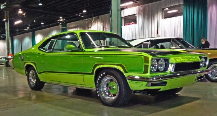 plymouth rapid transit duster 340