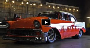 story of the 1956 chevy creamsicle build