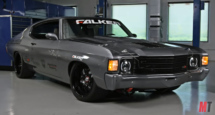 Chevy Muscle Cars >> 1972 Chevelle Build Great For Street And Track Hot Cars