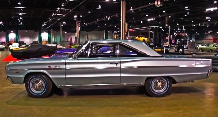 1966 dodge hemi coronet survivor