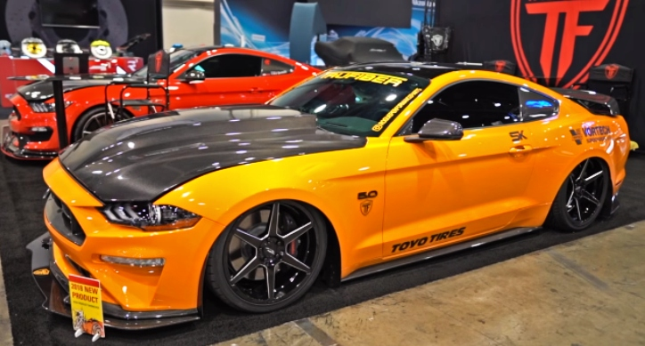 hottest custom ford mustangs