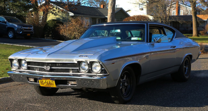 procharged 1969 chevy chevelle 540 dart block