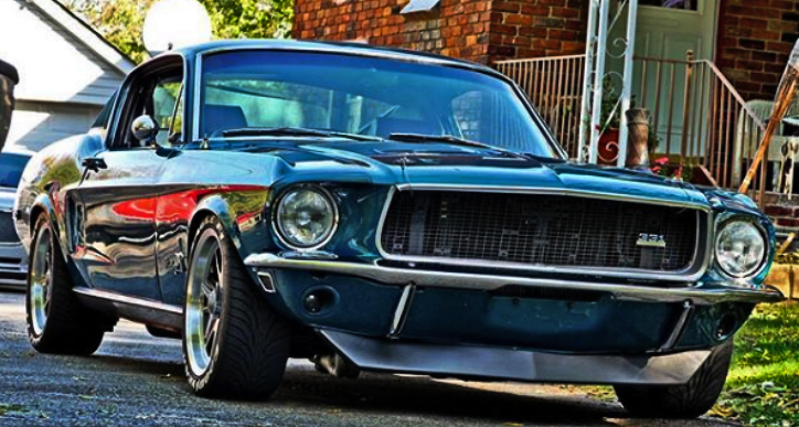 1968 Ford Mustang Sparta51