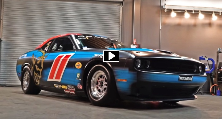 dodge challenger drag pak review
