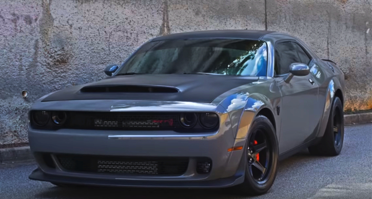 vengeance racing dodge demon review