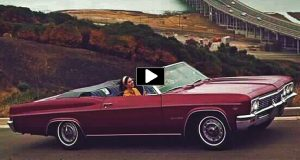authentic 1966 chevy muscle cars range promo film