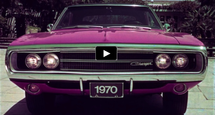 authentic 1970 dodge charger product info movie