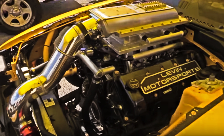 twin turbo stock shift ford mod powered mustang