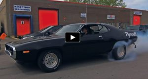 plymouth road runner 440 tune and test