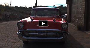 1957 chevy bel air 100% original survivor