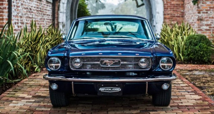 1966 ford mustang gt revology cars