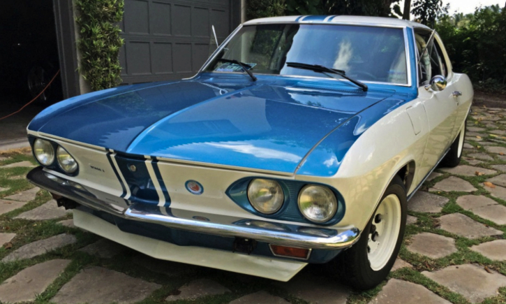 don yenko chevrolet corvair