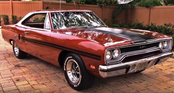 1970 plymouth gtx muscle car review
