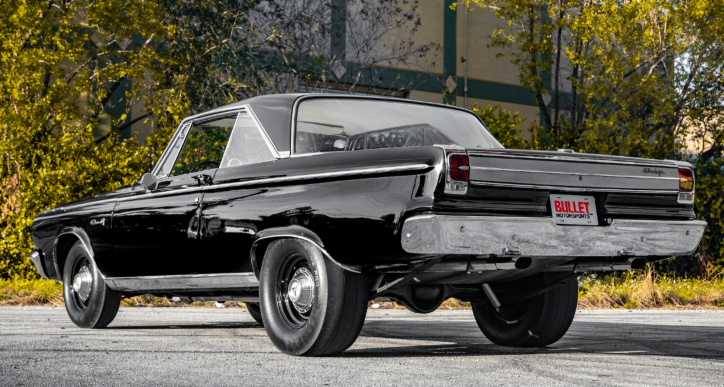 1965 dodge coronet stroked wedge motor