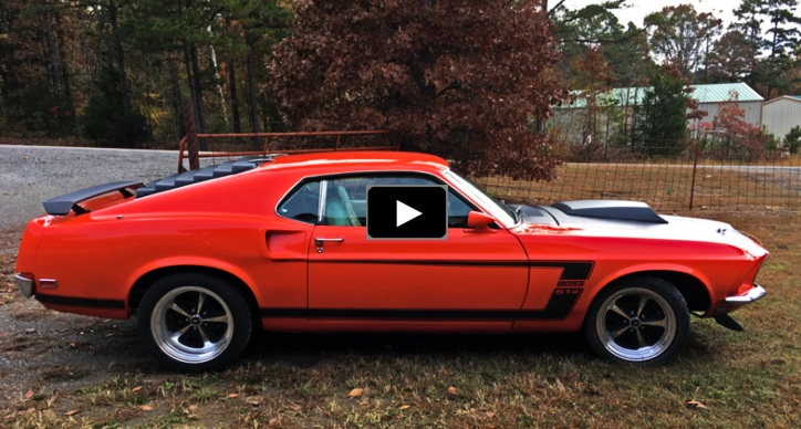 custom built 1969 mustang mach 1