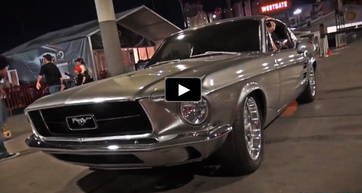 Classic Muscle Cars >> Ultra Clean Custom 1967 Ford Mustang Fastback | HOT CARS