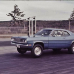 brand new plymouth duster