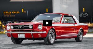 1966 ford mustang hipo 289 4 speed