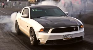 9 second turbo stock coyote mustang