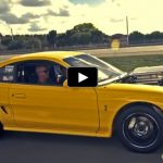 fastest stick shift ford mustang