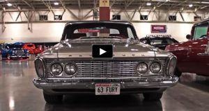 convertible 1963 plymouth fury restoration