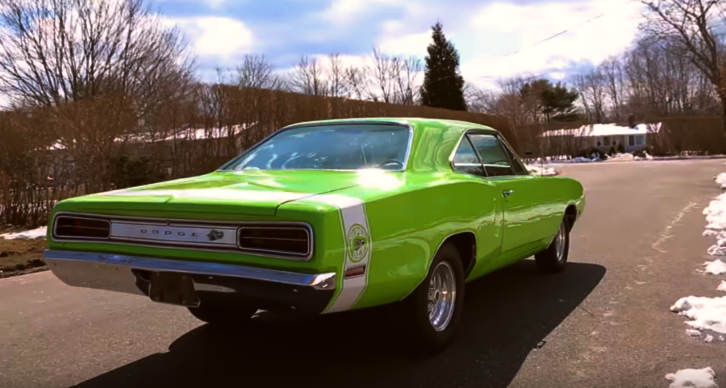 original 1970 dodge super bee review