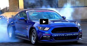 2016 ford mustang cobra jet factory race car