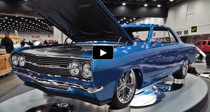 """Muscle Car For Sale >> Outstanding '65 Chevy Chevelle Build """"Reflection"""" 
