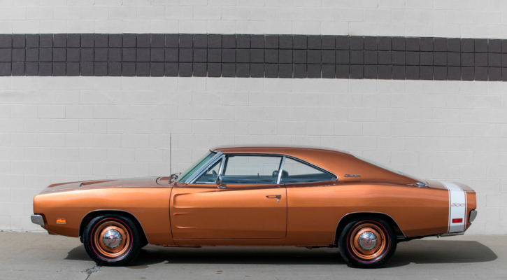 T5 Copper 1969 Charger