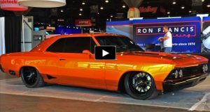 supercharged chevy chevelle alisson customs