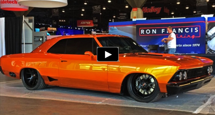 650hp Pro Touring '66 Chevy Chevelle Daily Driver | HOT CARS