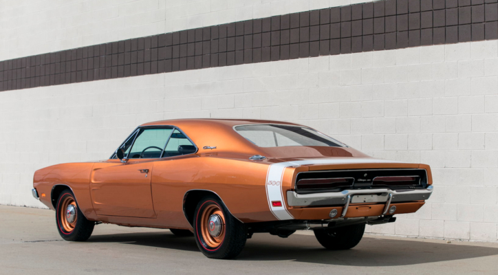 1969 Dodge Charger 440