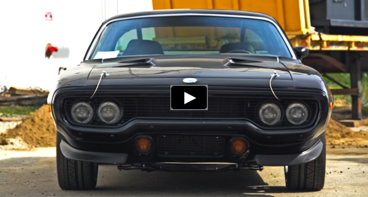 dominic toretto plymouth gtx review