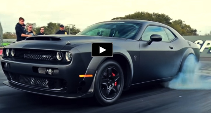 carbon fiber twin turbo dodge demon