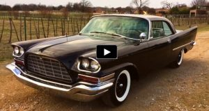 preserved 1958 chrysler 300d hardtop 392 hemi