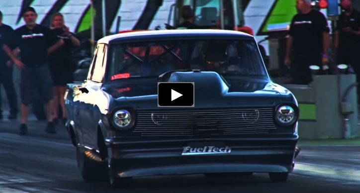 street outlaws daddy dave chevy new set up