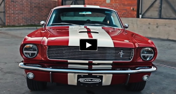 candy apple red 1966 shelby gt350 mustang